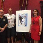 El bicentenario de los bomberos de Granada reflejada en una carrera