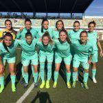 El Granada CF Femenino no supera su debut en Badajoz