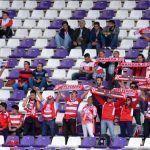 El Granada CF pierde su primer partido de la temporada en Pucela