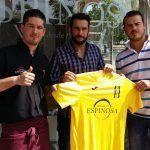 El Ogíjares Fútbol Sala cierra patrocinador para esta temporada