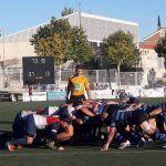 CDU Granada Rugby tampoco pudo traerse nada positivo ante Ingenieros