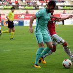 El Granada B cayó derrotado en la Nueva Condomina de Murcia (2-0)