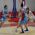 El debut soñado y laborioso en la Liga 2 de baloncesto femenino