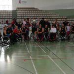 CD Granada Integra de baloncesto en silla de ruedas debuta como local