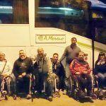 El CD Granada Integra no puede con Puertollano en baloncesto silla ruedas