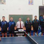 El Club Tenis de Mesa Ciudad Granada continúa de dulce en Primera División