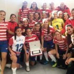 El Granada CF Femenino alcanza la cumbre clasificatoria
