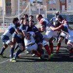 CDU Granada en rugby de División Honor B sigue en la senda positiva