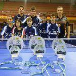 CTM La Zubia obtiene cinco oros y seis podios en el Campeonato Andalucía