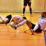 Tormenta de arena ceutí para el SIMA Peligros Fútbol Sala ante su público