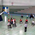 CD Granada Integra vence a CDM Elche C.F. en baloncesto en silla de ruedas