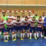El Granada CF de Sordos se mostró muy superior al CD Jasor (14-3)