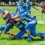 Granada Lions abren el telón de la Serie A competitiva en fútbol americano