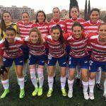 El Granada CF Femenino sigue fuerte en el Estadio de la Juventud ante San Miguel