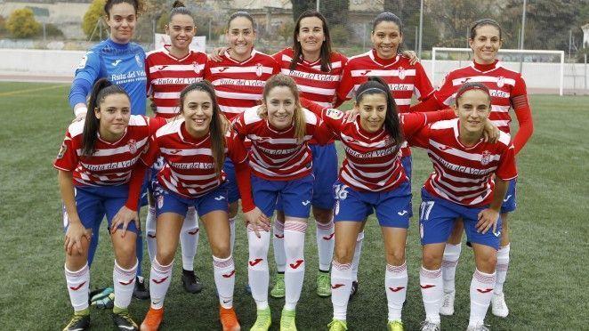 El Granada CF Femenino golea en su feudo a la Rambla y sigue al acecho