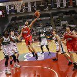 Coviran Granada convence de sus posibilidades ante Albacete en el Palacio Deportes