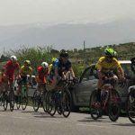 El Careba de ciclismo Cadete/Junior tomó impulso en Alhendín