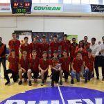 Inlingua Fundación CB Granada disputará el Campeonato de España tras su bronce