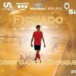 Un nuevo fichaje para SIMA Peligros Fútbol Sala con el jugador Jorge García