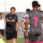 El Recreativo Granada se impone 0-2 a la UD Melilla en las instalaciones malagueñas