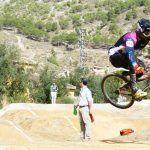 La localidad de Padul ofrece emoción a la Copa Andalucía BMX 2018