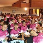 La presentación del Club Deportivo Futsal Montevive Alhendin repleta de ilusiones