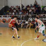 El jugador de Fundación CB, Antonio Moreno, convocado con la selección española