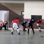 El Club Hockey Patín Cájar observa la cara y la cruz en su visita a Irlandesas