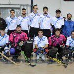 El Club Hockey Patín Cájar ofrece resistencia a uno de los favoritos, CP Concentaina