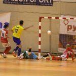 SIMA Peligros Fútbol Sala sufre la crueldad en su máxima expresión