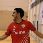 SIMA Peligros Fútbol Sala ofrece una exhibición nazarí ante sus aficionados