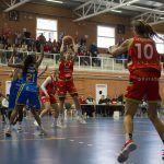 Hafesa Raca Granada vuelve a competir en Liga 2 Femenina y en el Paquillo Férnandez