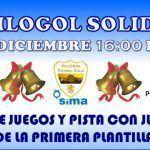 Todo preparado para el VII Kilogol Solidario