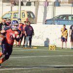 La jornada dominical abre la sesión en el tackle de Granada Lions