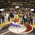 Fundación CB Granada celebra por primera vez en España una carrera de bebés