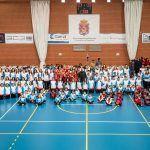 Raca Granada cierra la temporada con la celebración de un clinic