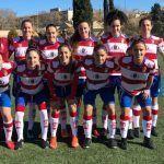 El Granada CF Femenino consigue un triunfo en el debut de Raquel Morcillo