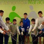El club de esgrima Maracena comienza su vigesimocuarta  temporada