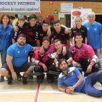 El Club Hockey Patín Cájar Infantil clasifica para la Fase Final del Campeonato de España