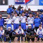 El Campeonato de España Alevín otorga un meritorio quinto puesto al Club Hockey Patín Cájar