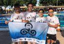 Gran actuación de CN Las Gabias en el Campeonato de Andalucía Alevín