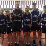 El Club Tenis de Mesa La Zubia participó en el Campeonato de España