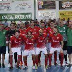 Histórico debut en Copa del Rey de SIMA Peligros Fútbol Sala