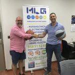 MLG Electrosolar se suma como patrocinador de RACA Granada