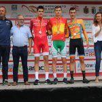 Carlos Rodríguez revalida su título de Campeón de España Junior de contrarreloj