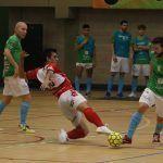 El SIMA Peligros Fútbol Sala hace sufrir al Atlético Mengíbar en la Copa Andalucía