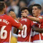 El Granada CF encuentra premio a la constancia y el trabajo en Valladolid