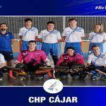 El Club Hockey Patín Cájar ajusta su mirada competitiva a Europa