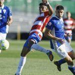 El Recreativo de Granada superado por el Marbella FC en la Ciudad Deportiva (0-3)