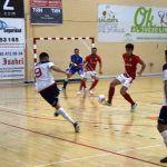 Nazareno Dos Hermanas fue un escollo insalvable para SIMA Peligros Fútbol Sala